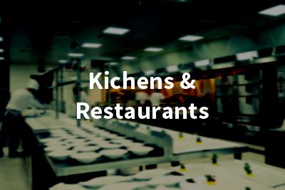 Kitchen & Restaurant Pest Control